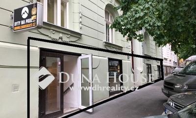Pronájem restaurace, Chodská, Praha 2 Vinohrady
