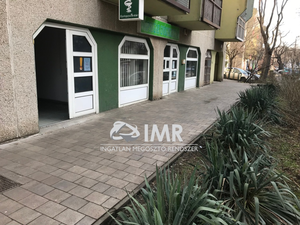 üzlethelyiség - Budapest, XIII. kerület